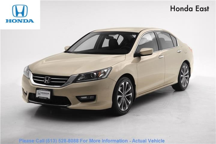 Exceptional Pre Owned 2014 Honda Accord Sport