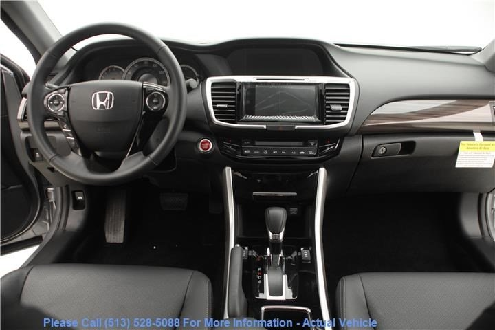 Certified Pre Owned 2017 Honda Accord Ex L V6
