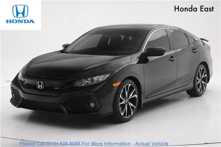 Certified Pre-Owned 2019 Honda Civic Si Si