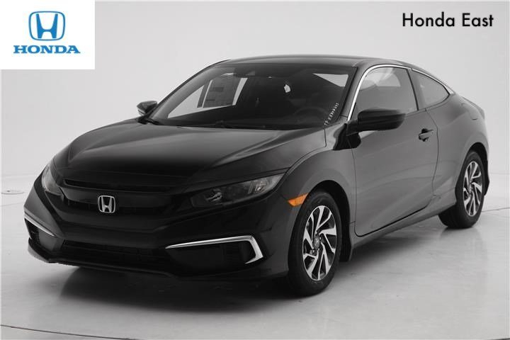 New 2019 Honda CivicCoupe LX