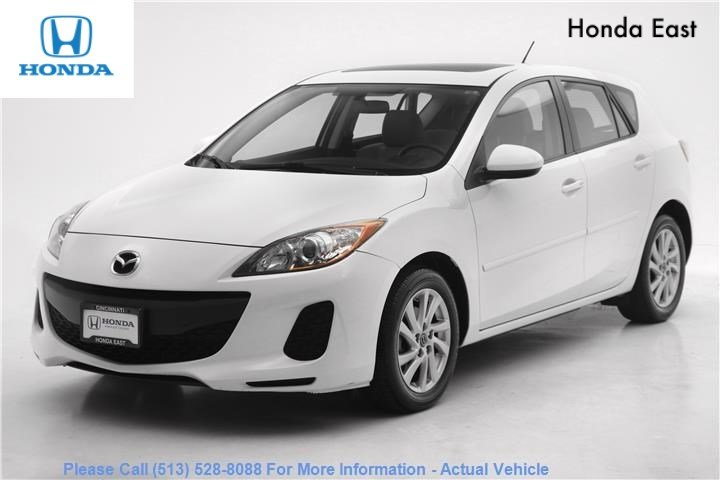 Pre Owned 2013 Mazda3 I Grand Touring