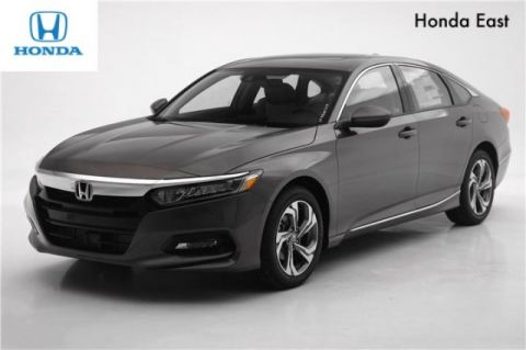 Pre-Owned 2019 Honda Accord EX 1.5T