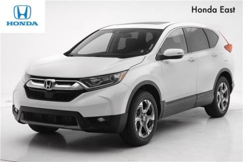 New 2019 Honda CR-V AWD EX