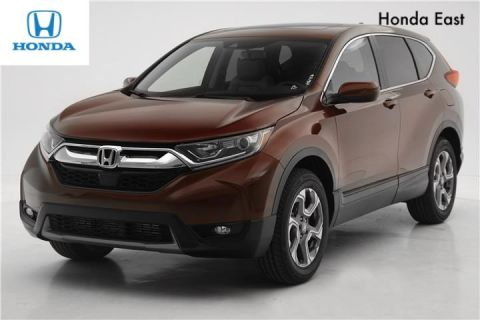 New 2019 Honda CR-V AWD EX-L