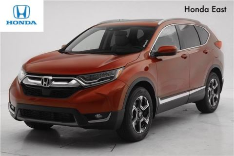 New 2019 Honda CR-V AWD Touring