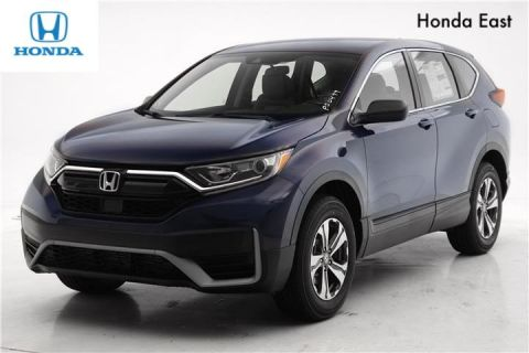 New 2020 Honda CR-V AWD LX